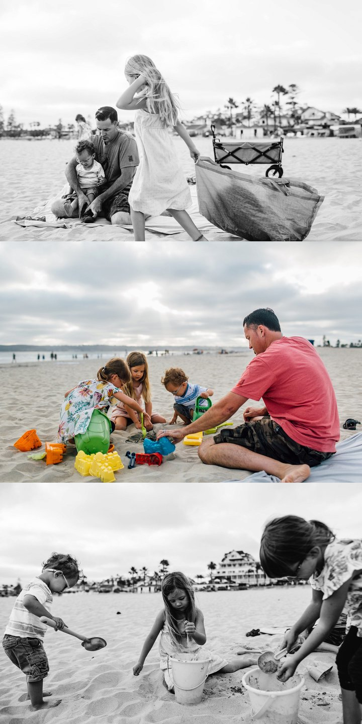 Coronado Beach Session